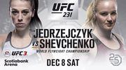 UFC 231. Валентина Шевченко – Йоанна Енджейчик. Прогноз и анонс боя