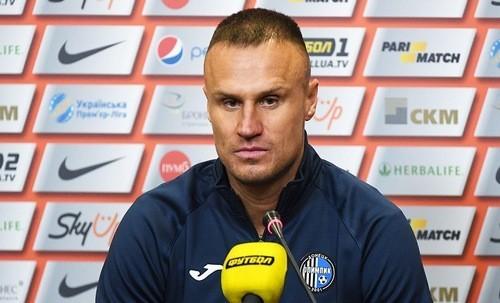 Шевчук дисквалифицирован на один матч