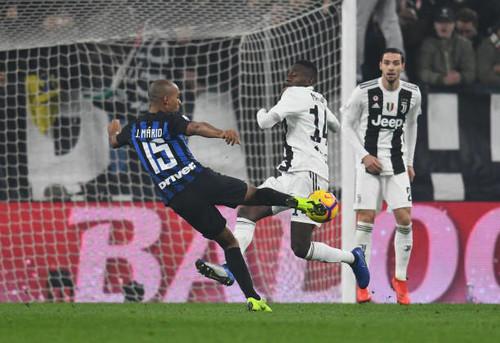 Ювентус - Интер - 1:0. Текстовая трансляция матча
