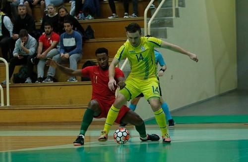 Украина и Португалия дважды сыграли вничью