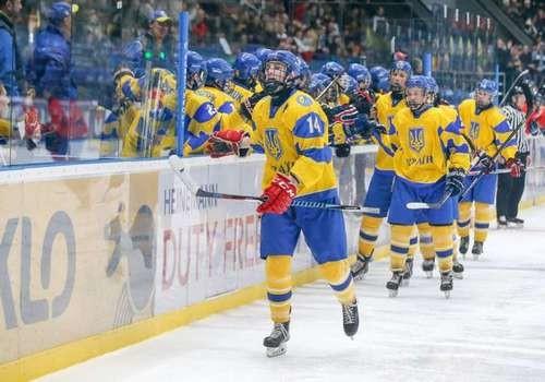 Сборная Украины U-18 примет участие в Турнире четырех наций