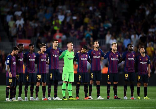 В следующем сезоне Барселона будет играть в клетчатой форме