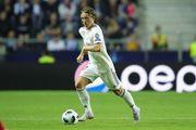 Лука МОДРИЧ: «Я в лучшем клубе планеты. Я хочу играть за Реал»