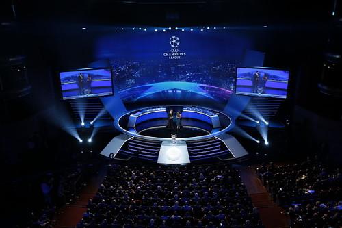 Лига чемпионов: все квартеты группового турнира