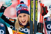 Лыжные гонки. Йохауг деклассировала соперниц в Бейтостолене