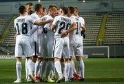Заря без особых проблем переиграла Арсенал-Киев в Запорожье