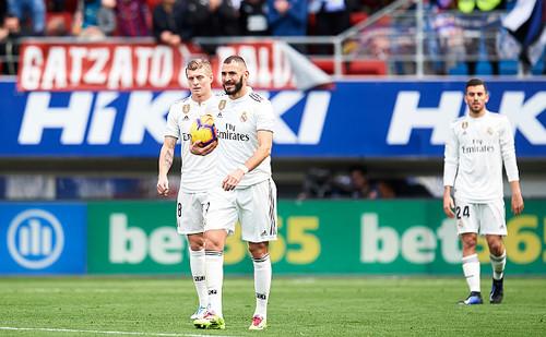 Где смотреть онлайн матч чемпионата Испании Уэска – Реал