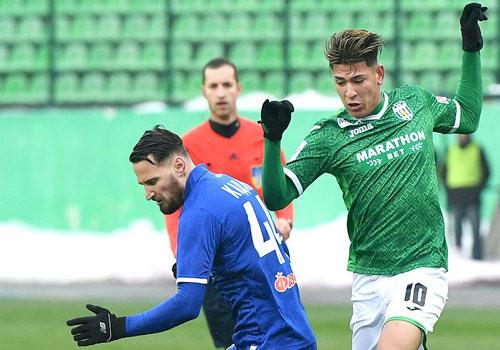 Динамо взяло реванш у Карпат за домашнее поражение в первом круге