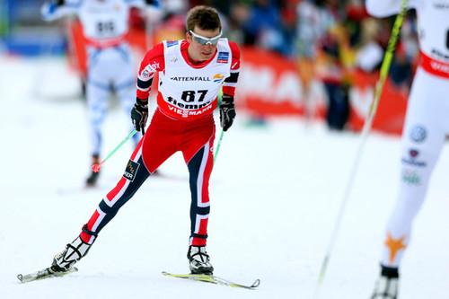 Лыжные гонки. Рёте одержал вторую победу в сезоне
