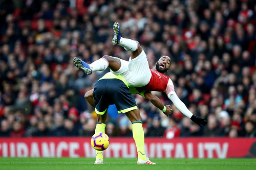 Арсенал обыграл Хаддерсфилд, Вест Хэм выиграл у Кристал Пэлас