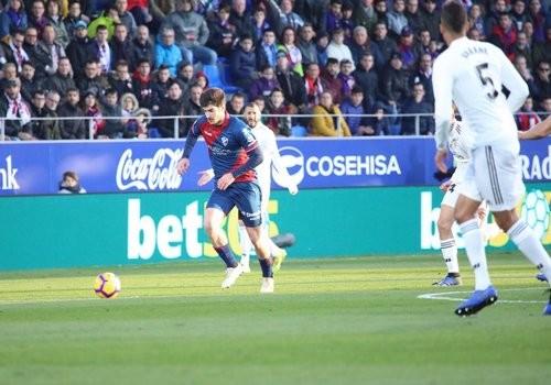 Уэска - Реал - 0:1. Текстовая трансляция матча