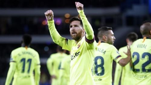 Эспаньол - Барселона - 0:4. Видео голов и обзор матча