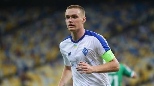 Цыганков вошел в топ-20 бомбардиров Динамо в чемпионатах Украины