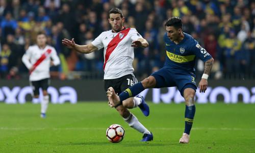 Ривер Плейт в напряженном матче добыл Копа Либертадорес