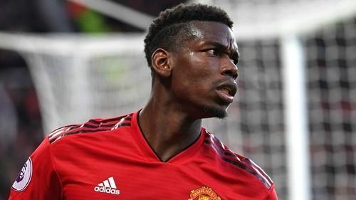 Погба не покинет Манчестер Юнайтед в январе