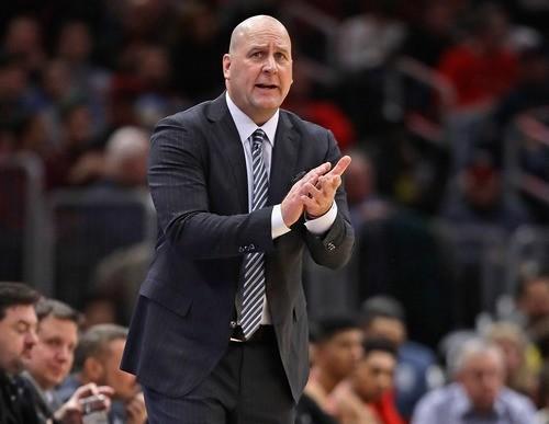 Баскетболисты Чикаго провели собрание вместо тренировки