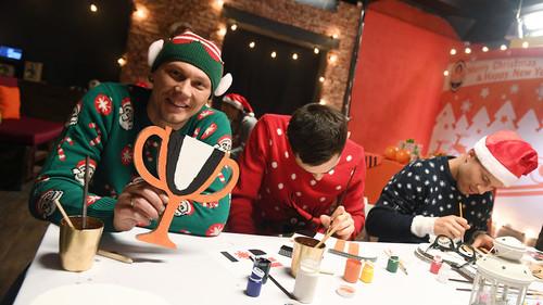 Игроки Шахтера и Фонсека снялись в новогоднем клипе