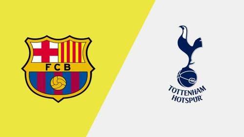 Где смотреть онлайн матч Лиги чемпионов Барселона – Тоттенхэм
