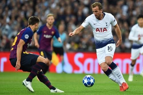 Барселона - Тоттенхэм - 1:1. Текстовая трансляция матча