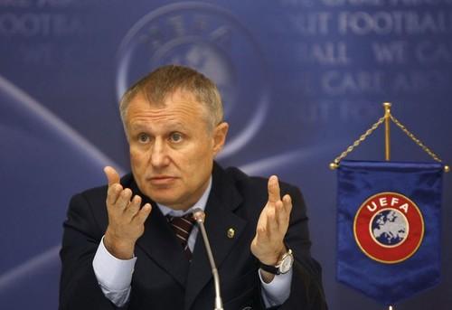 Григорий Суркис и УЕФА: я памятник себе