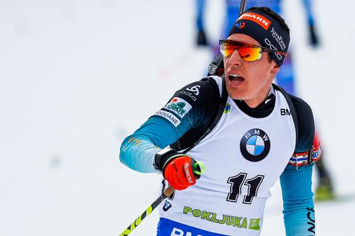 ФИЙОН МАЙЕ: Не хватило нескольких метров дистанции, чтобы опередить Бё