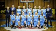 Сборная Украины попала в третью корзину жеребьевки Евробаскета-2019