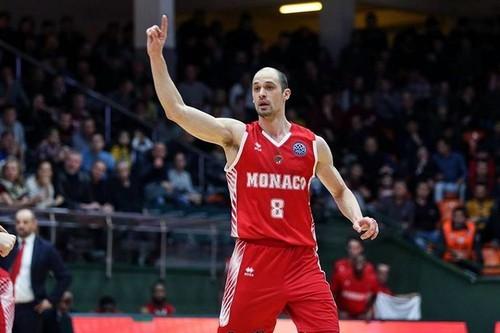 Гладырь подписал краткосрочный контракт с Монако