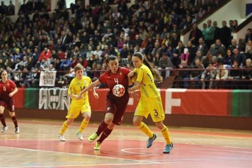 Украина сыграет с Португалией в полуфинале Евро-2019