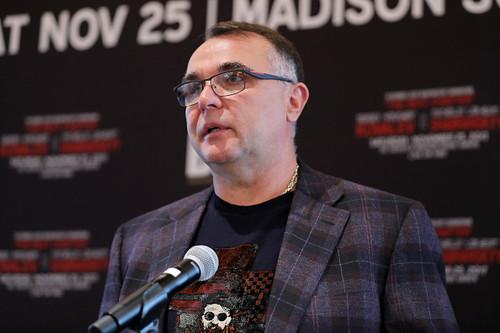 Эгис КЛИМАС: «В 2019 году Ломаченко проведет минимум три боя»