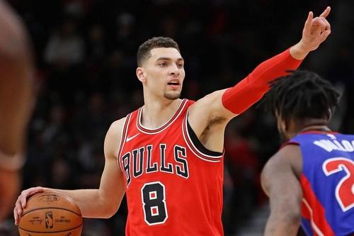 Мощные данки Джеймса и Лавина в топ-10 дня НБА