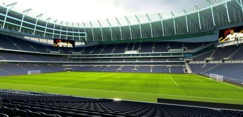 Тоттенхэм переедет на новый стадион не раньше февраля
