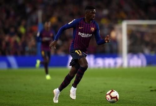 Барселона не хочет отпускать Дембеле