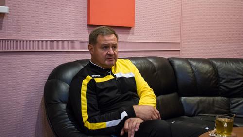 Мурзин сохранил должность тренера сборной Украины по баскетболу