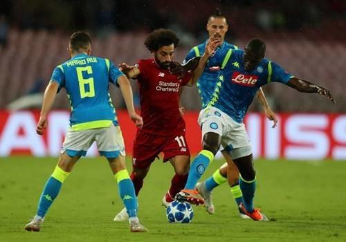 Ливерпуль обыграл Наполи, Барселона и Тоттенхэм сыграли вничью