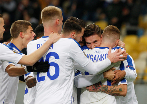 Букмекеры считают Динамо явным фаворитом матча с Яблонцем