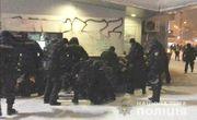 Полиция Киева задержала 27 человек накануне игры Шахтер – Лион