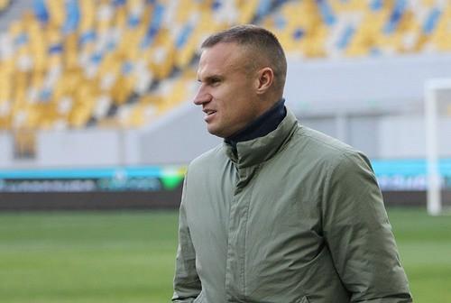 Вячеслав ШЕВЧУК: «Есть список игроков, которые покинут Олимпик»