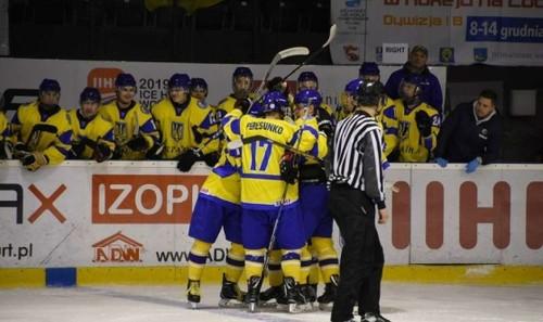 ЧМ по хоккею U-20. Украина - Италия 2:1. Обзор матча