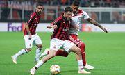 Группа F. Милан вылетел из Лиги Европы, первое очко Дюделанжа