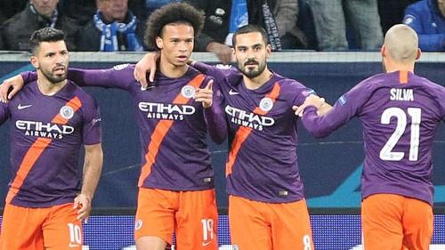 Манчестер Сити – Хоффенхайм – 2:1. Видео голов и обзор матча