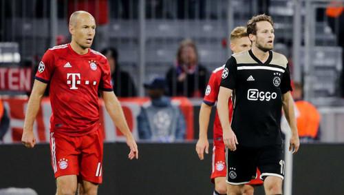 Аякс – Бавария – 3:3. Видео голов и обзор матча
