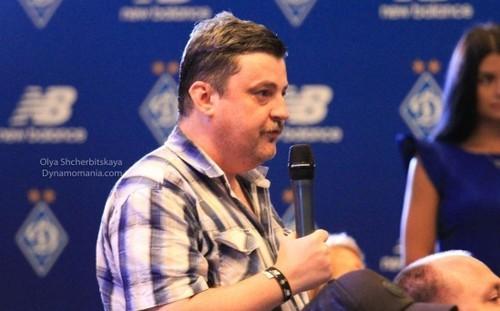 Андрей ШАХОВ: На самом деле на матче Шахтер – Лион было 30 821 человек