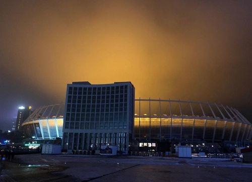 ФОТО ДНЯ. НСК Олимпийский готов принять последний матч года