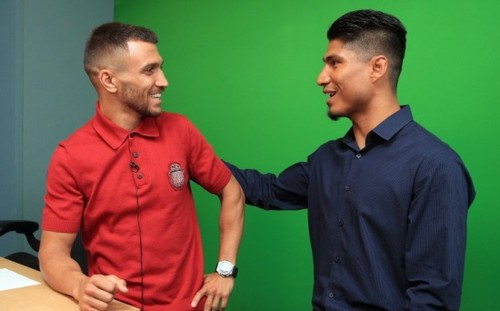 ЛОМАЧЕНКО: «Мой бой с Майки Гарсией войдет в историю бокса»