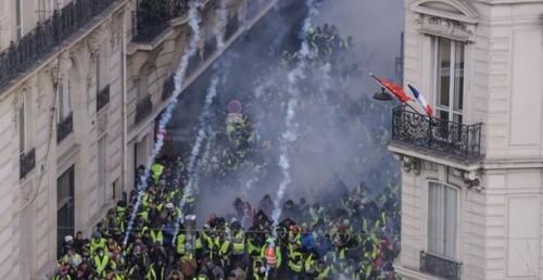 В чемпионате Франции снова переносят матчи из-за беспорядков