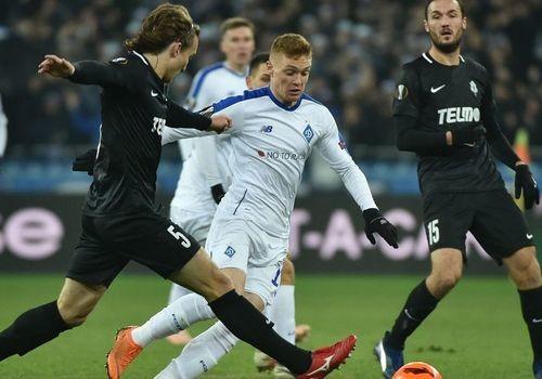 Динамо завершило 2018-й год домашним поражением от Яблонца