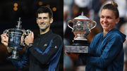 Джокович и Халеп стали чемпионами мира по версии ITF в 2018 году