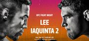 UFC on FOX 31. Эл Яквинта – Кевин Ли. Прогноз и анонс на бой