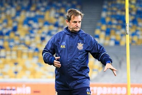Рауль РИАНЧО: «Спокойно вернулся бы тренировать в Украину»