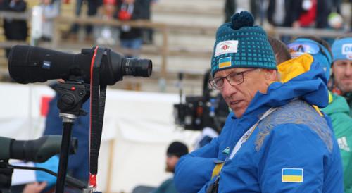 Юрай САНИТРА: «Кильчицкому будет лучше выступать в Кубке IBU»